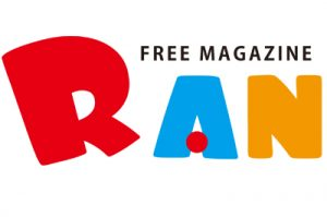 FREE MAGAZINE RAN Vol.38発行