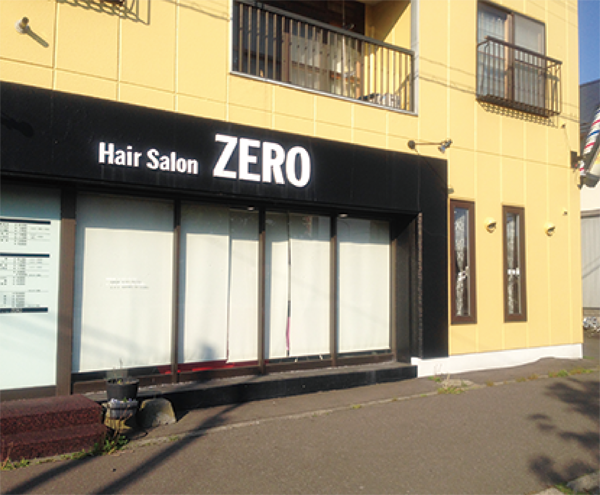 Hair Salon ZERO